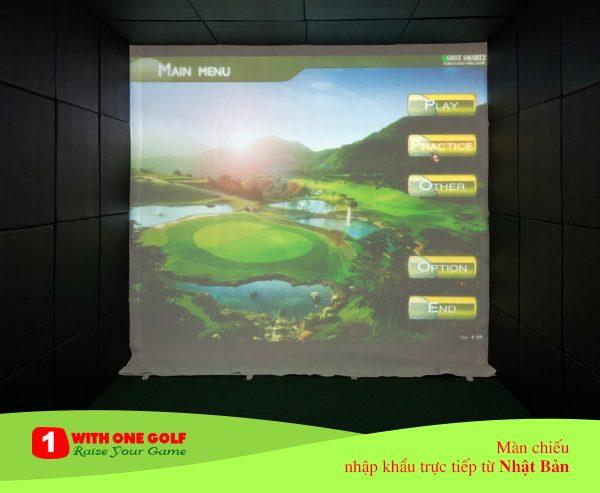 thi công lắp đặt màn hình golf tại Hà Nội