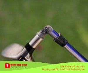 Nếu không thể sửa chữa hãy thay mới để có thể chơi thoải mái hơn